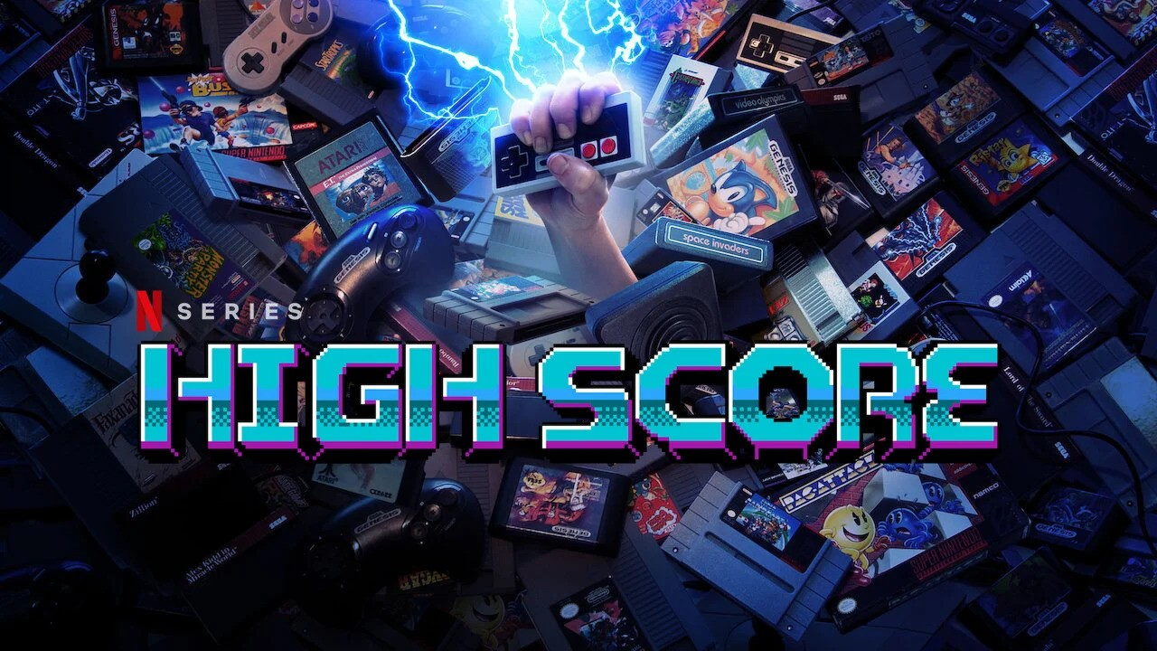 Le documentaire « High Score » disponible sur Netflix