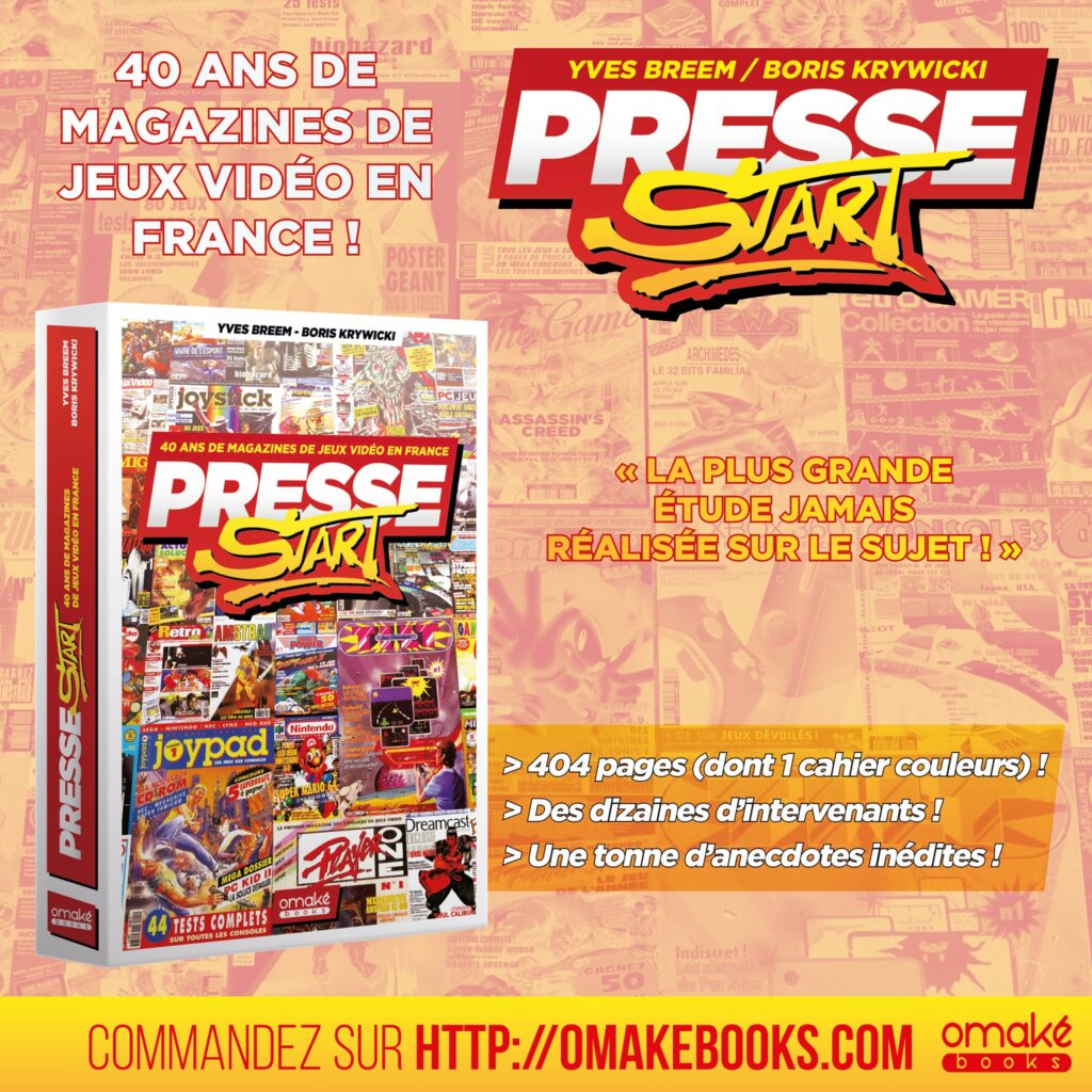 Presse Start - Edition standard