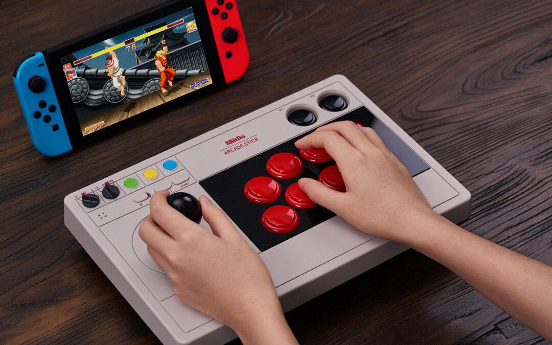 8BitDo Arcade Stick : un nouveau contrôleur pour l'arcade