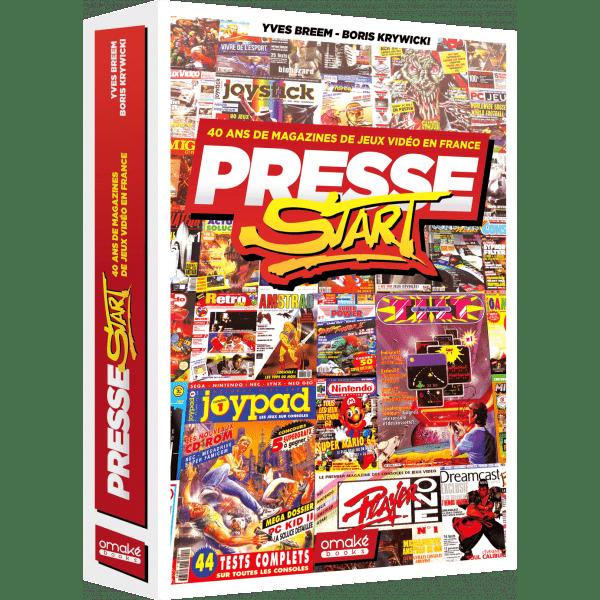 Presse Start