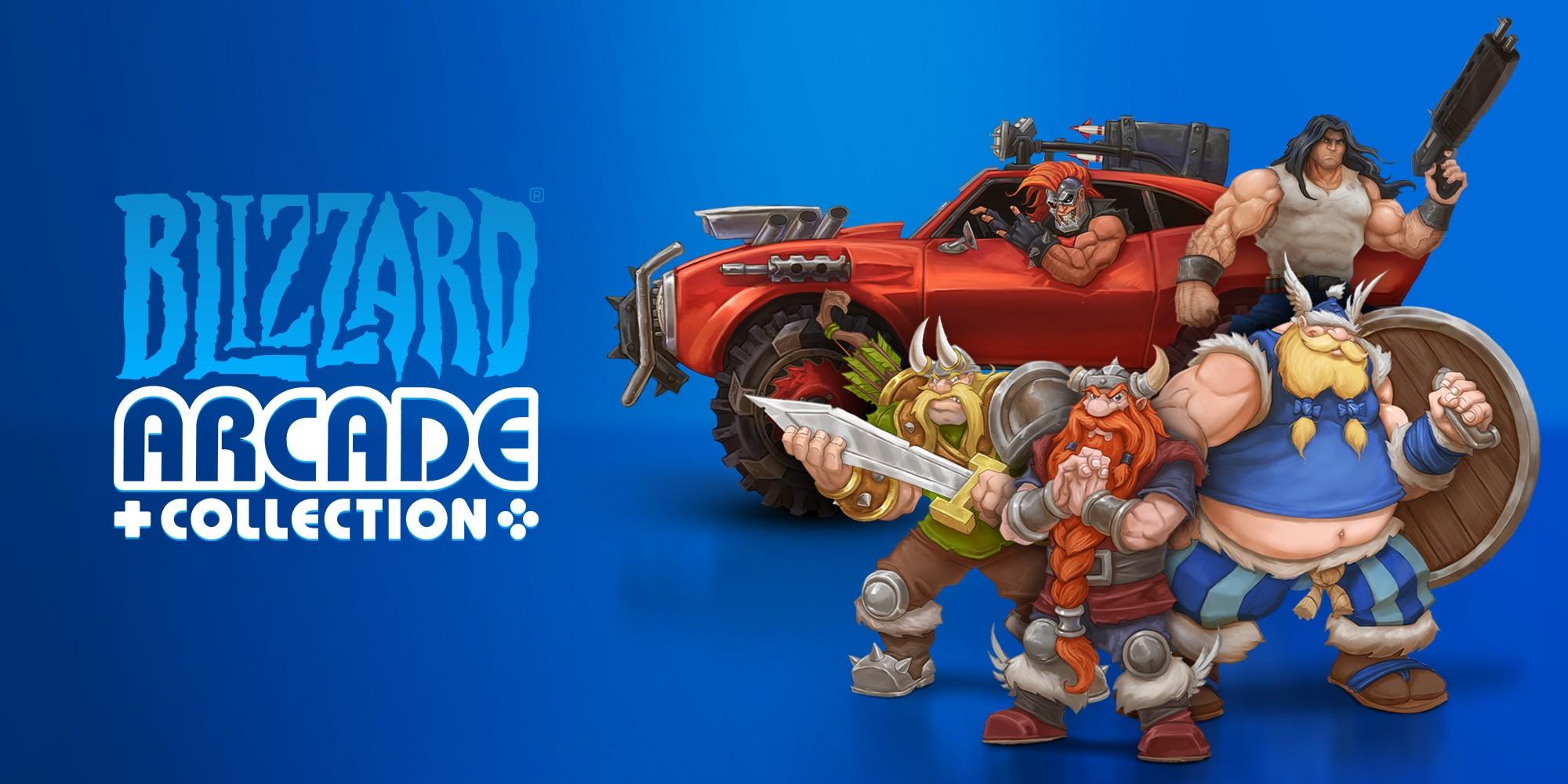 Téléchargez gratuitement Blizzard Arcade Collection sur PC