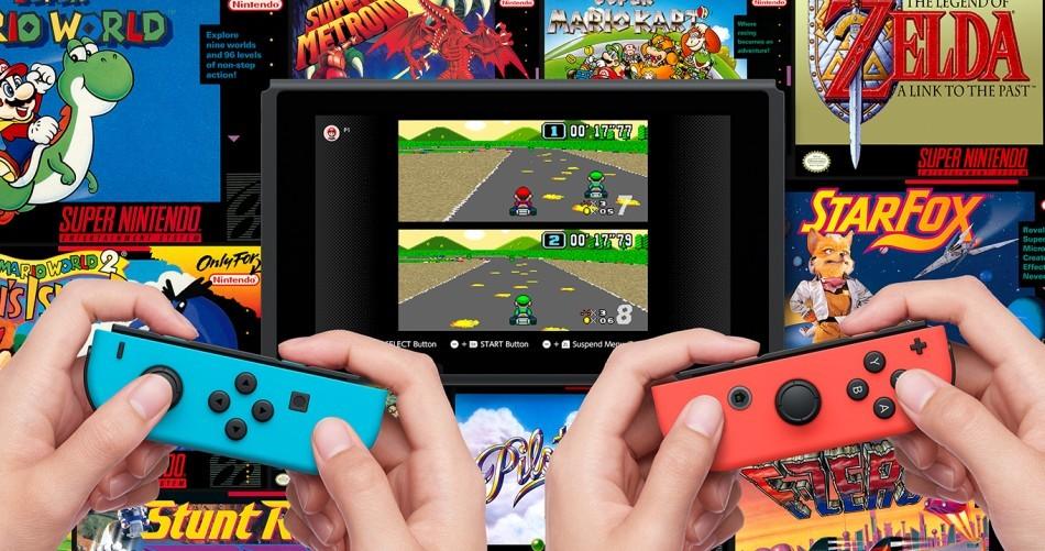 Nintendo Switch Online : la liste des jeux NES et Super NES jouables
