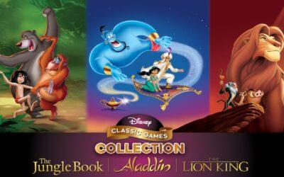 Disney Classic Games Collection: Le Roi Lion, Aladdin et Le Livre de la Jungle