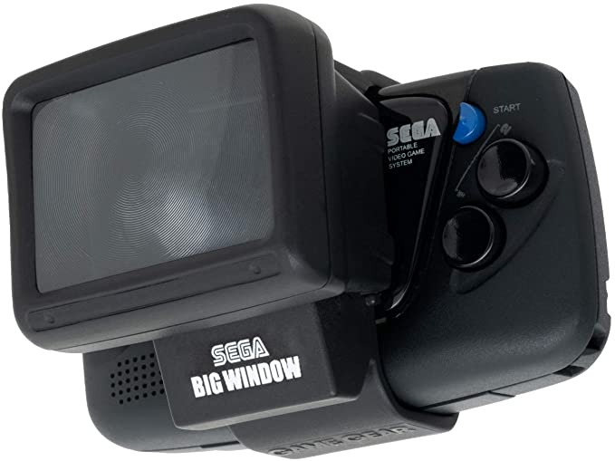 Game Gear Micro - Big Window