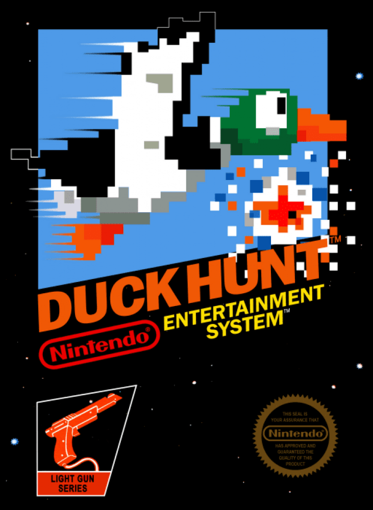 Duck Hunt (NES, 1984)