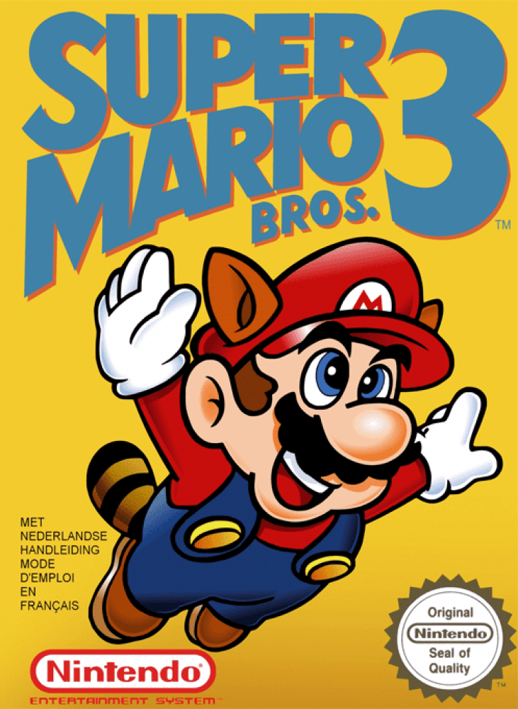 Super Mario Bros. 3 (NES, 1991)