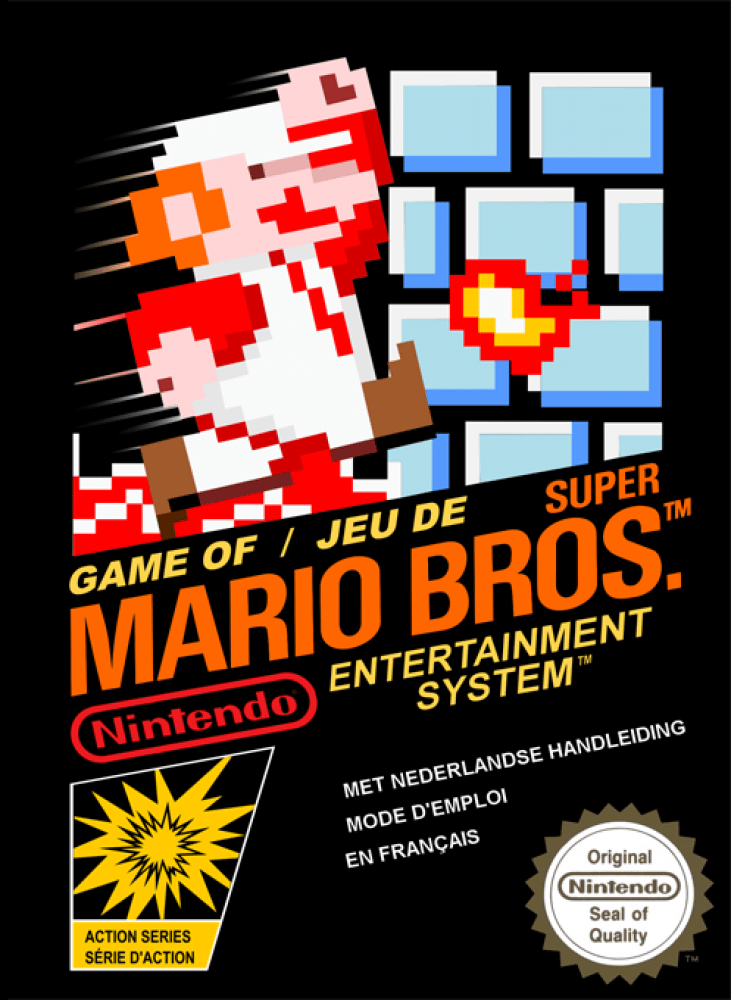 Super Mario Bros. (NES, 1987)