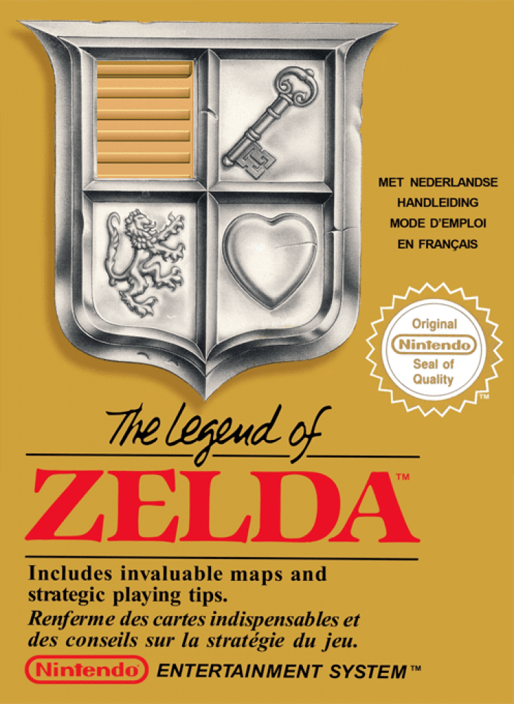 The Legend of Zelda (NES, 1987)