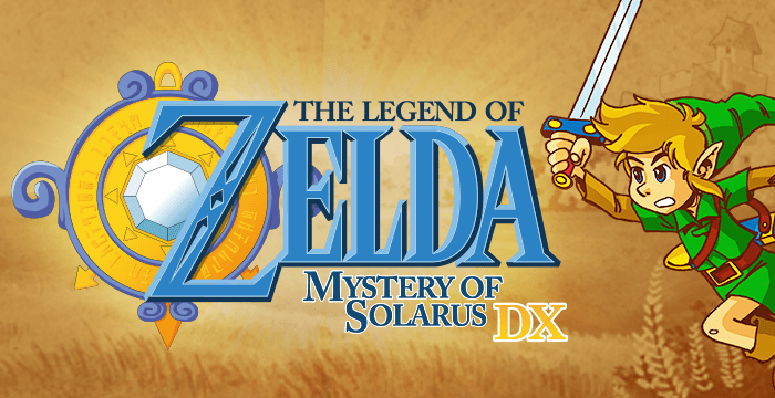 The Legend of Zelda : Mystery of Solarus